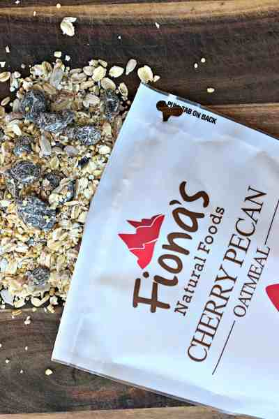Local Product Spotlight: Fiona's Natural Foods