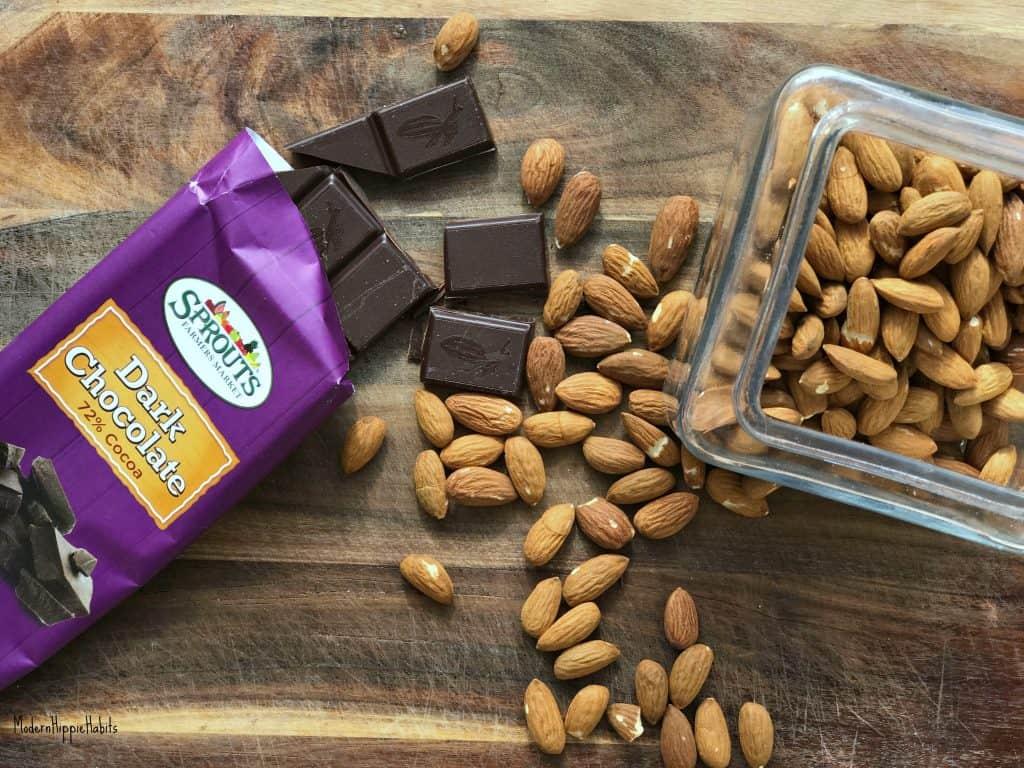 DIY Vegan Chocolate Almond Milk