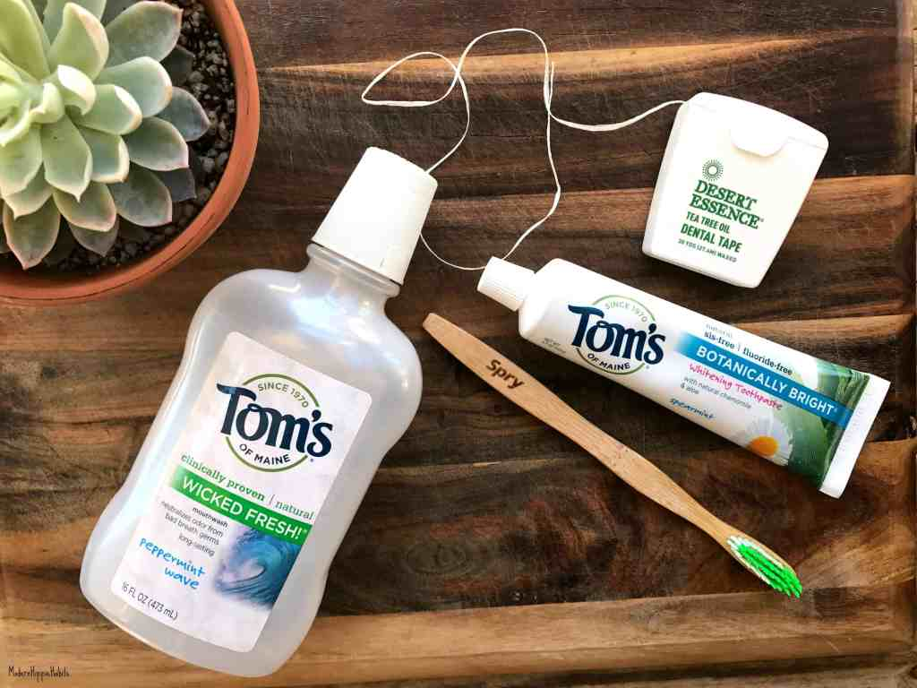 Going Natural Oral Care