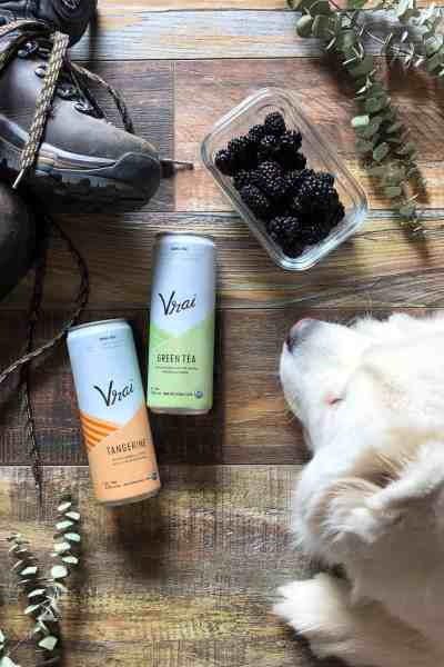 Craft Cocktails in a Hiking pack? Yes, Please! Meet Vrai: Organic Canned Vodka Cocktails #Sponsored