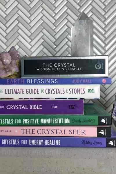My 6 Favorite Crystal Reference Books