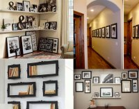 Creative Wall Decoration for Hallway | Modern Home Decor