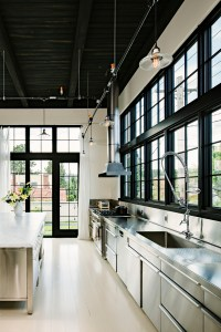Lighting ideas for your vintage industrial kitchen ...