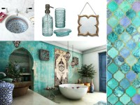 Mood Board: Moroccan Style in Interior Design | Modern ...