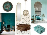 Mood Board: Moroccan Style in Interior Design