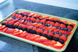 Fruit Pizza | Home Economics for the Modern Age