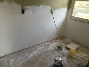 Kitchen 2015 - drywall up