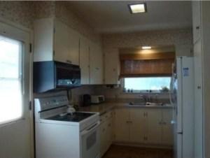 Kitchen - West Side