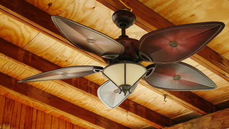 Use Ceiling Fan to Cool Home