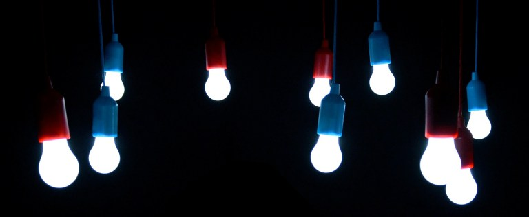 LED Light Bulbs Save Energy