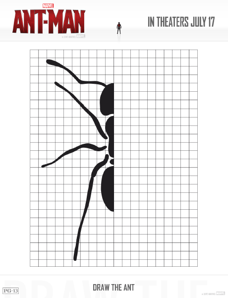 Download Marvel's Ant-Man Coloring Sheets & Games