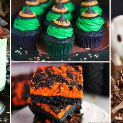 21 Spooky Halloween Desserts For Kids