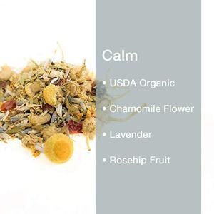 Calm Herbal Lavender Prenatal Relaxation Tea