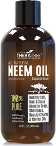 Organic Cold-Pressed Neem Oil