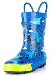 Toddlers and Kids Rainboots