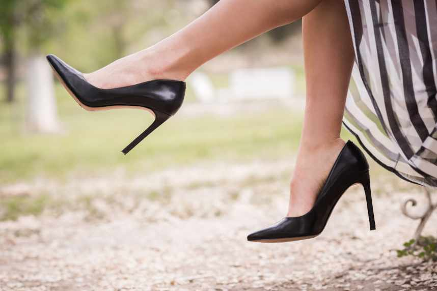 High Heels During Pregnancy Old Wives Tale