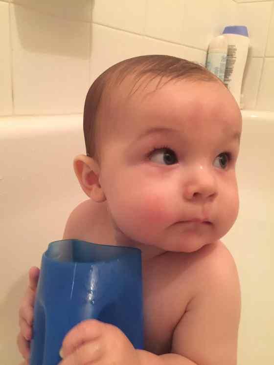 Milk Bath Baby