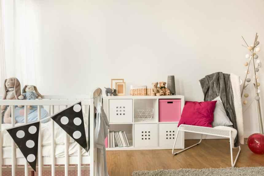 Set Up Nursery While Nesting