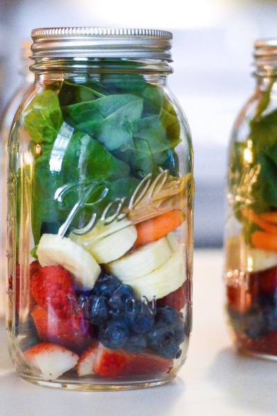 Make-Ahead Smoothies for Toddlers (Zero Waste)