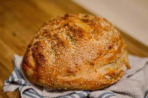The Easiest No Knead Bread Recipe