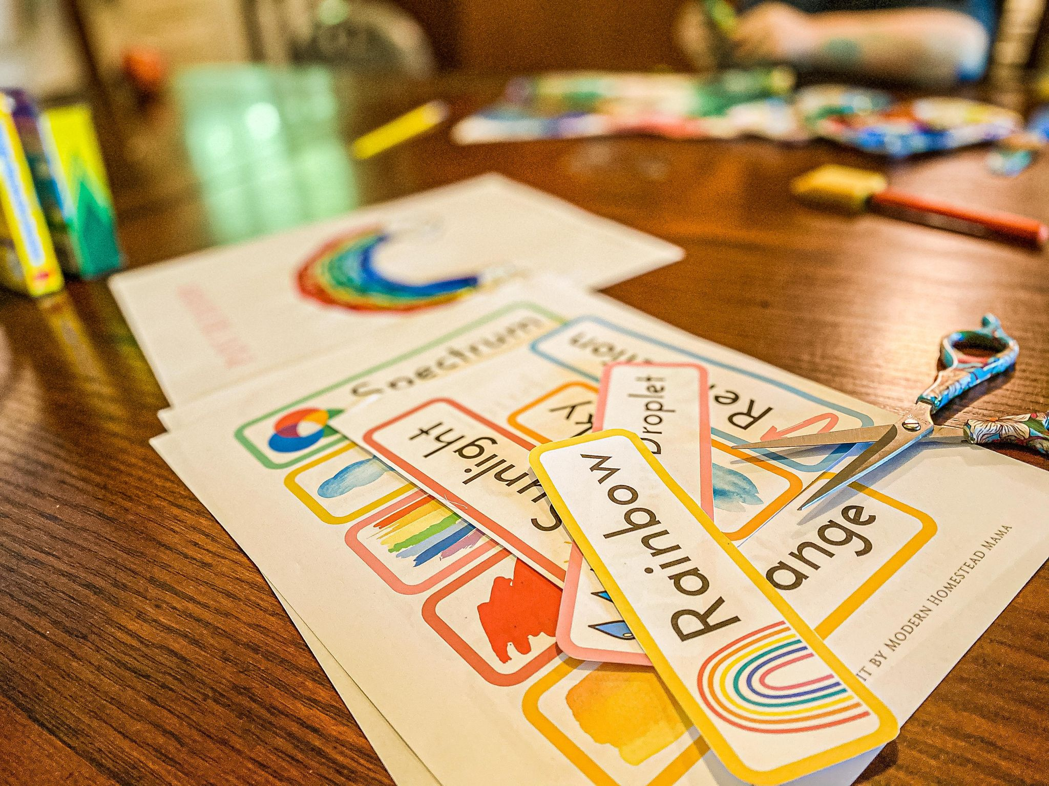 Homeschool Preschool: What You Need to Know | Modern Homestead Mama