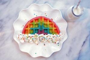 Rainbow Recipes for Kids