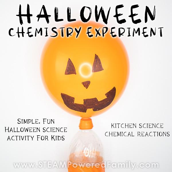 Halloween Chemistry Experiment