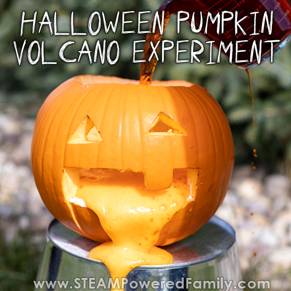 Puking Pumpkin Experiment