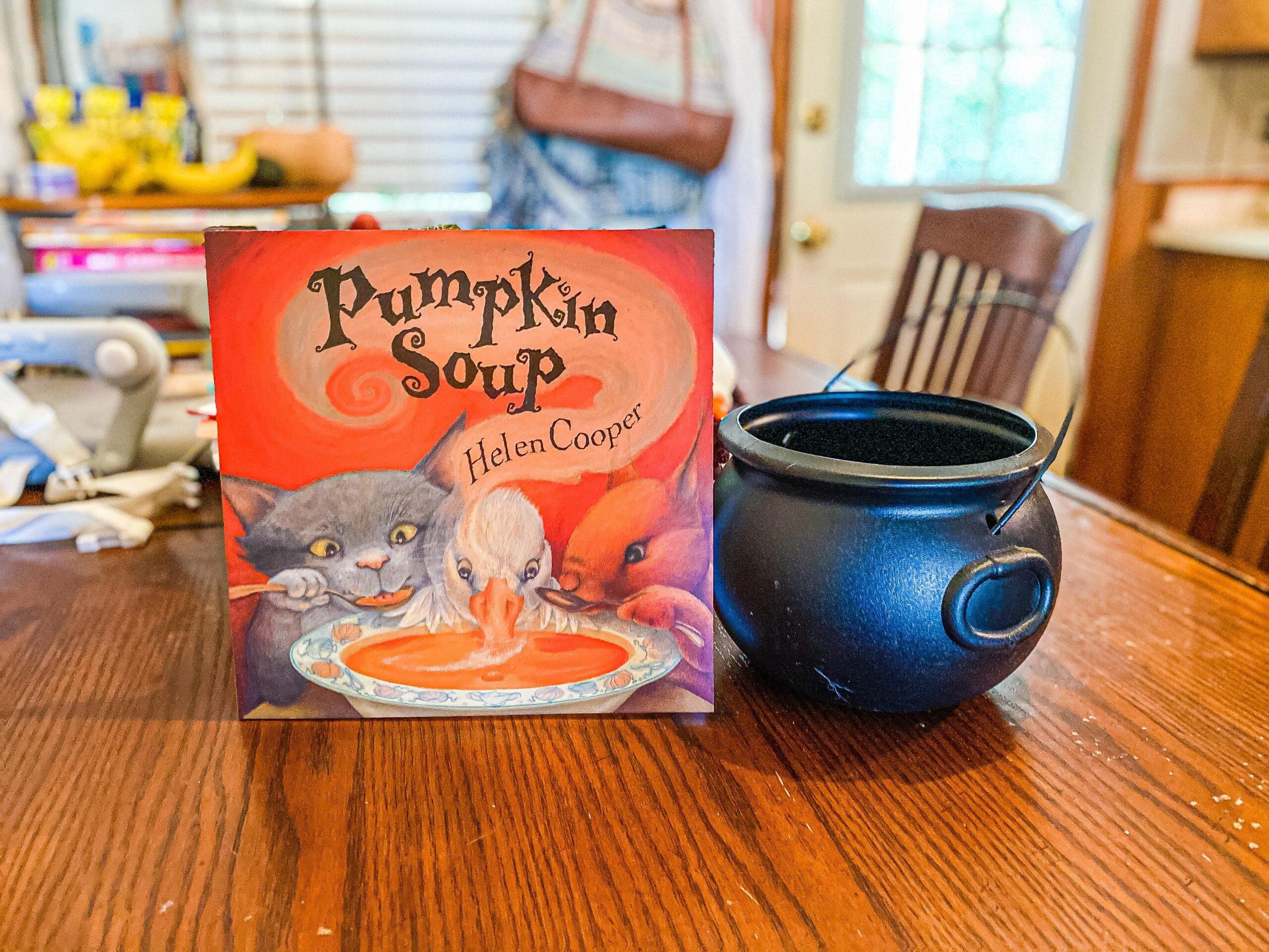 Pumpkin Soup Activity   Modern Homestead Mama