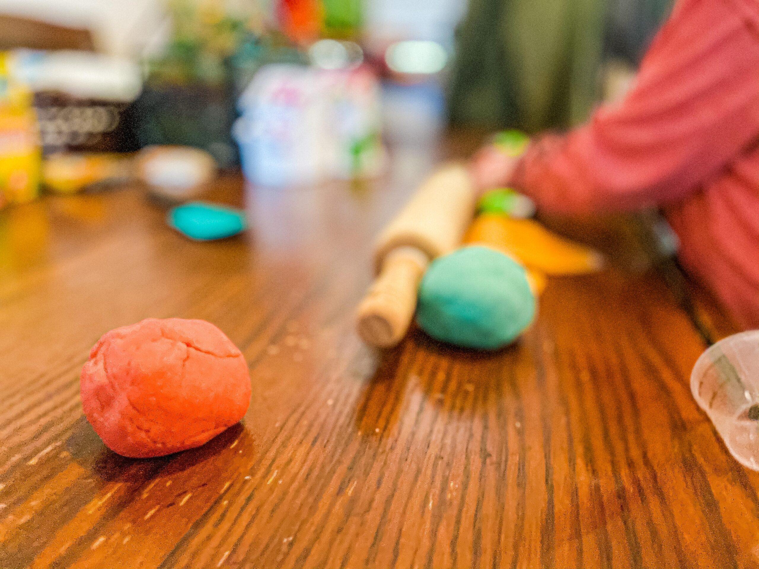 Jello Playdough Recipe for Kids