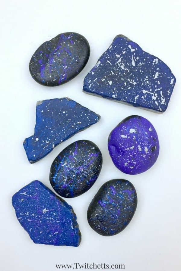 Space Rocks Craft