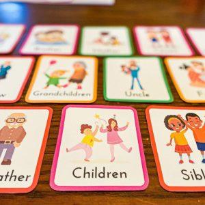 Family Member Flashcards