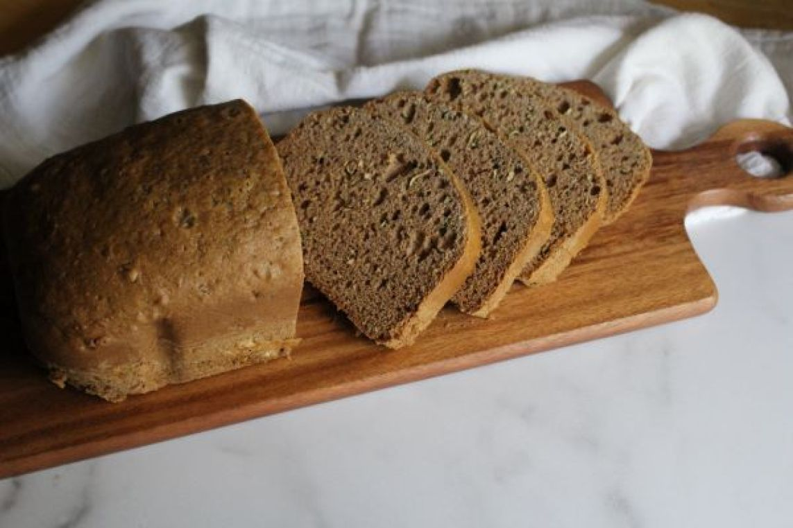 Bread Machine Zucchini Bread