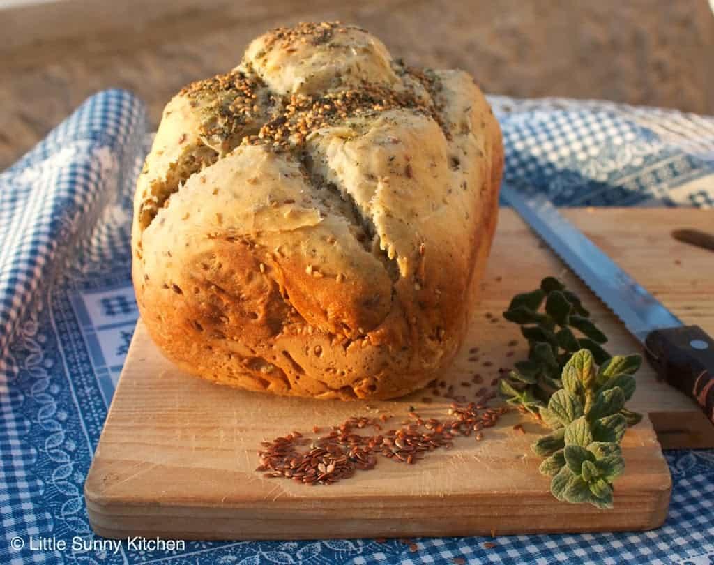 Thyme Bread