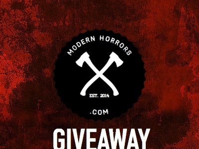 Giveaway! Your Choice of 5 Modern Horrors!