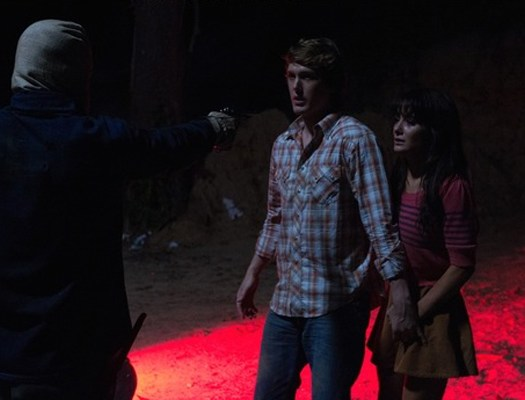 The official review of The Town That Dreaded Sundown 2014 by ModernHorrors.com
