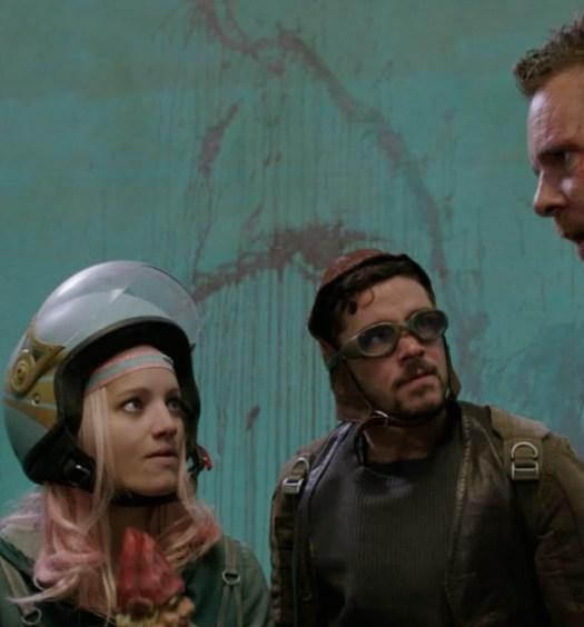New clip from Sundance 2015 film TURBO KID at ModernHorrors.com