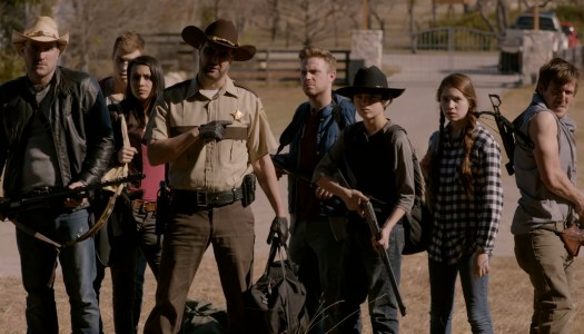 The Walking Deceased Pokes Fun at the Lengthy Fad