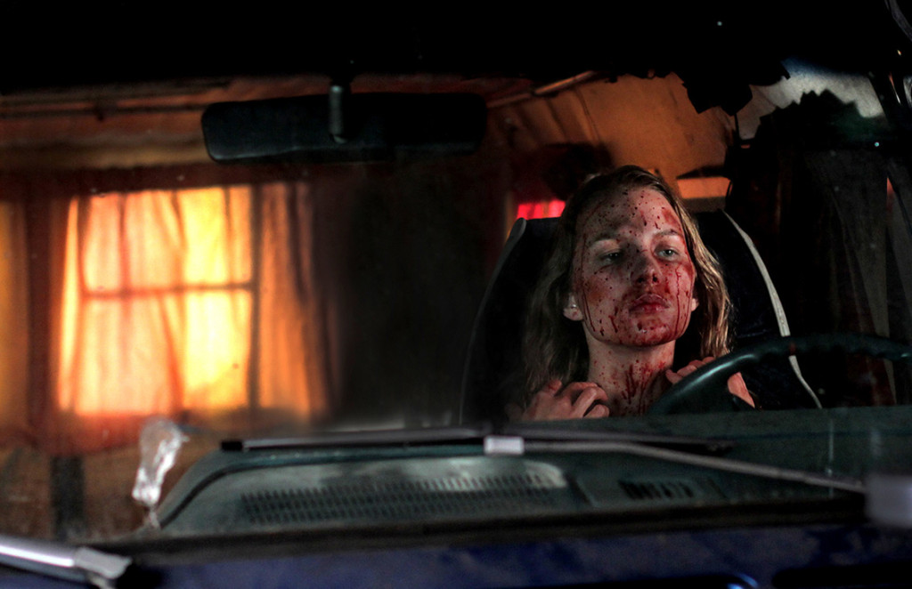 Official stills and clip for Reversal at ModernHorrors.com