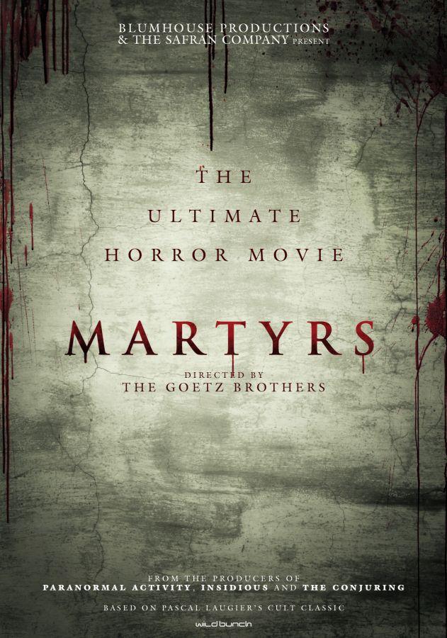 Martyrs Poster-Presales
