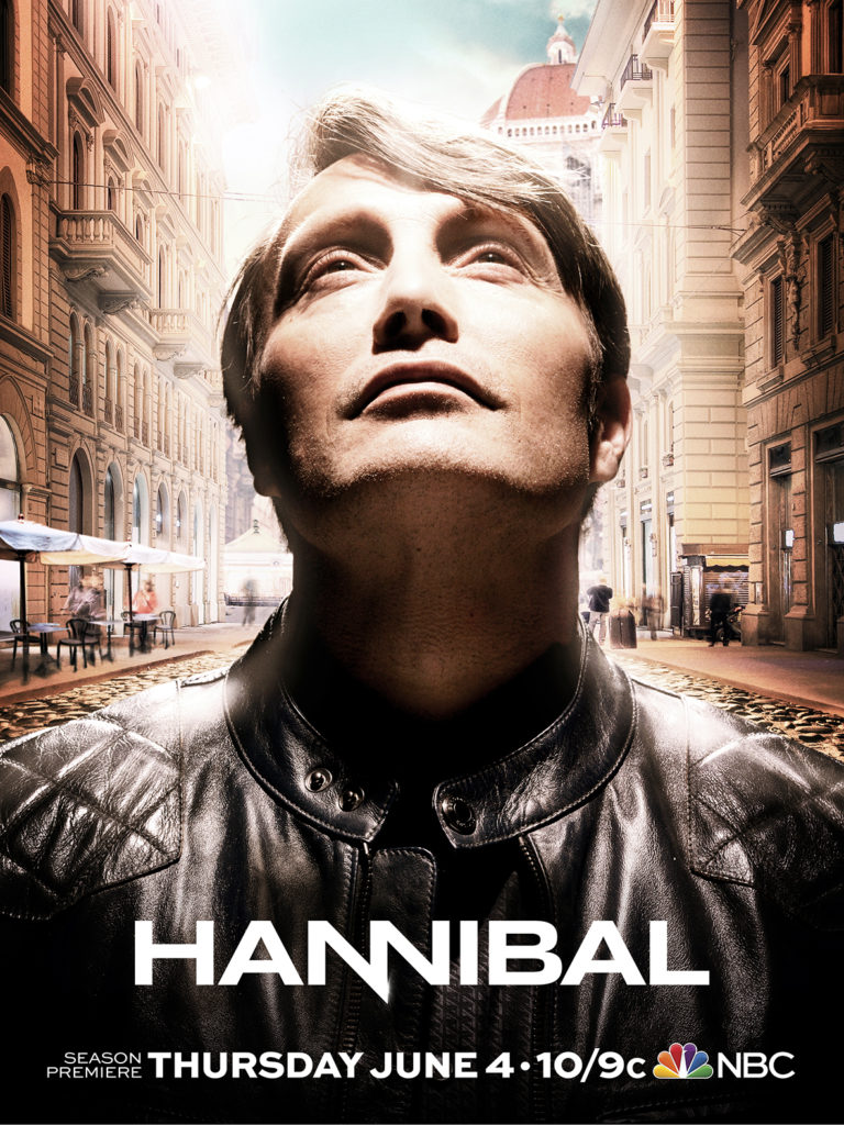 hannibal season 3 NBC poster