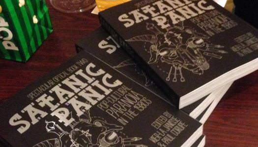 HP Lovecraft Short Films + Satanic Panic Book Launch In Toronto