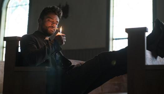 AMC's Preacher Premiering at SXSW