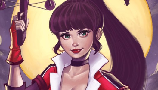 VAMPIRELLA: ISSUE 1 [COMIC REVIEW]