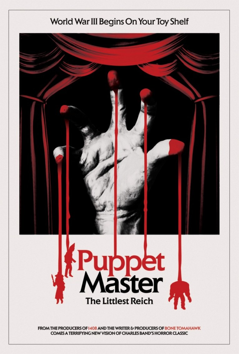 Puppet Master Reboot Poster