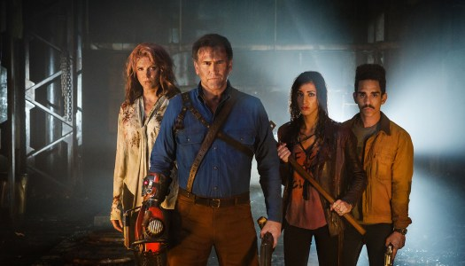 New 'Ash vs Evil Dead' Clip Gives a Trailer Tour
