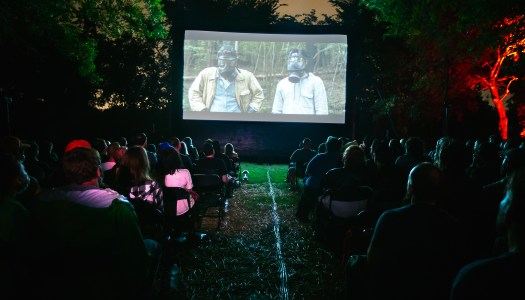 Watching 'It Comes at Night' in the Woods is Terror Personified + Giveaway