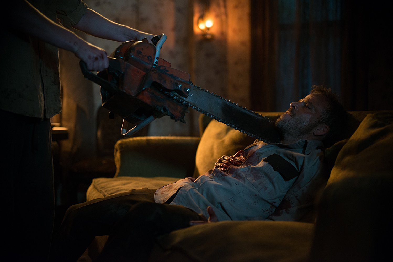 Leatherface review modern horrors for Inside french horror movie