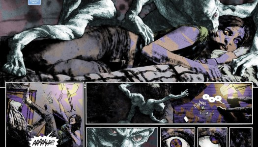 Image Comics delivers bloody, relevant Horror with 'INFIDEL'