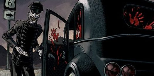Joe Hill's Horror novel 'NOS4A2″ will be an AMC Series